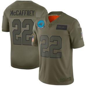 Men's Carolina Panthers Christian McCaffrey Jersey